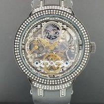 Joe Rodeo JoJo Skeleton Automatic Watch JJM 81 Black PVD 2.20...