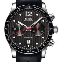 Mido Multifort Chronograph Caliber 60 M025.627.16.061.00