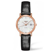 Longines L42878870 Automatic Elegant Collection Ladies Watch