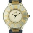 Cartier Must 21 quartz misura grande art. Ca50