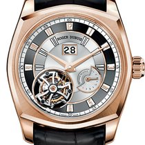 로저드뷔 (Roger Dubuis) LA MONEGASQUE  FLYING TOURBILLON LARGE DATE