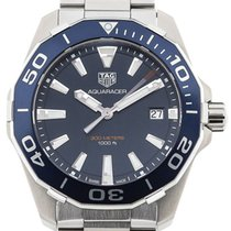 TAG Heuer Aquaracer 41 Quartz Blue Dial