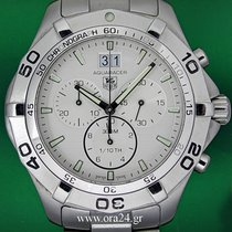 Ταγκ Χόιερ (TAG Heuer) Aquaracer 43mm Grand Date Chronograph...