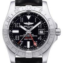 Breitling Avenger II GMT A3239011.BC34.435X.A20BA.1 Lederband