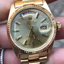 Rolex Day Date Oro Gold president