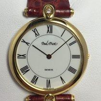 Paul Picot Classic Vintage Gold 18 kt 2 Diamonds