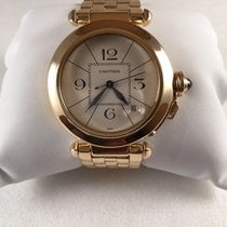 Cartier Pasha de Cartier 38mm 18K Yellow Gold