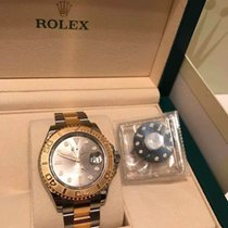 Rolex Yacht Master I 16623 Gold/Steel mens 40mm - AD 2014