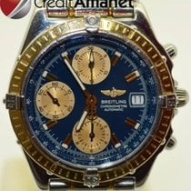 Breitling Chronomat Gold and Steel