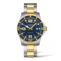 Longines HydroConquest Blue Quartz Mens Watch L37403967