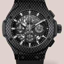 Hublot Big Bang 44mm Aero Bang · Carbon 311.QX.1124.RX