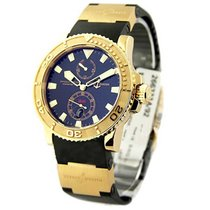 Ulysse Nardin 266-33-3A/92 Maxi Marine Diver Chronometer in...