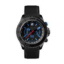 Ice Watch Reloj Ice BMW Hombre Piel Negro Cuarzo Calendario