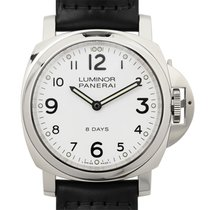Panerai Luminor Base 8-days White Dial PAM561