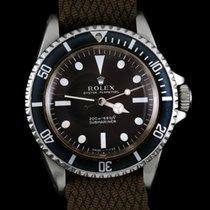 Rolex Submariner Ref 5513 Meter First Chocolate Dial