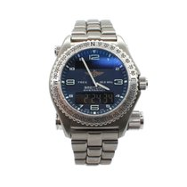Breitling Chronospace Stainless Steel Watch Ref. A56012