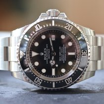 Rolex Sea-Dweller DeepSea Black NOS Condition First Series