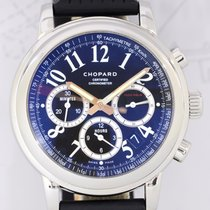 Chopard Mille Miglia 42 Chronograph Steel Case Racing Rubber...