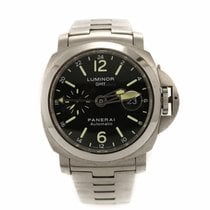 Panerai Luminor GMT 44MM Watch PAM00297 (Pre-Owned)