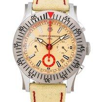 Cuervo y Sobrinos Robusto Cronometa Automatic Men's Watch –...