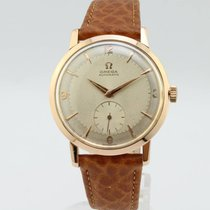 Omega Vintage Automatic Gold