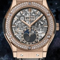 Hublot MOONPHASE AEROFUSION DIAMOND GOLD CLASSIC 517OX0180LR1104