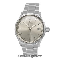 Omega Authentic Men's  Classic 5203.30 36MM Stainless Steel