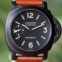 Panerai PAM 04 Pre A Luminor Marina T-Swiss-T dial, PVD 44mm,...