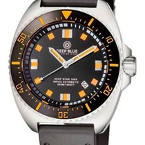 Deep Blue Deep Star 1000 Swiss Automatic Diver
