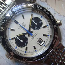 "Heuer 1971 Heuer Autavia 1163 ""JO SIFFERT"" with..."