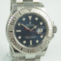 롤렉스 (Rolex) Yachtmaster Blue Box+Papiere  LC100
