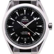 Omega Seamaster Aqua Terra Co-Axial GMT 43