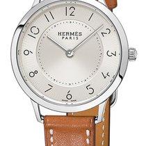 Hermès Slim d'Hermes MM Quartz 32mm 041686ww00