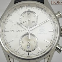 TAG Heuer MEN'S CARRERA CALIBRE 1887 CHRONOGRAPH  CAR2111....