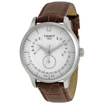Tissot Men's T0636371603700 Tadition Perpetual Calendar