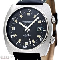 IWC Vintage AQUATIMER Ref-816A Stainless Steel Bj-1978 Excellent
