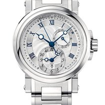 Breguet Brequet Marine 5857 Stainless Steel Men's Watch