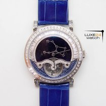 DeLaneau Rondo Tourbillon Swan Constellation