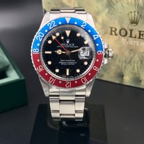 Rolex GMT-Master 16750 never polished