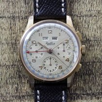Breitling Vintage Datora Triple Date Chronograph Ref. 785