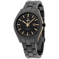 Rado Hyperchrome Automatic Black Dial Black Ceramic Ladies...