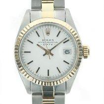 Rolex Lady Date acc-oro plastica art. RL389