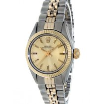 Rolex Oyster Perpetual 26 6719 Steel, Yellow Gold, 26mm