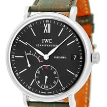 "IWC ""Portofino 8 Days"" Power Reserve Mechanical..."