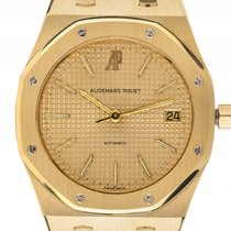 Audemars Piguet Royal Oak 18kt Gelbgold Automatik Armband 18kt...