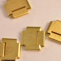 Omega Link 1189 New Old Stock Gold Plated Bracelet