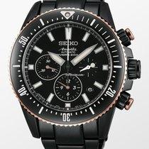Seiko Ananta Automatic Chronograph Diver SRQ013 Limited Edition