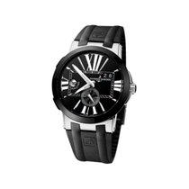 Ulysse Nardin Executive Dual Time 43mm Stainless Steel