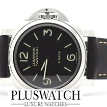 파네라이 (Panerai) LUMINOR BASE 8 DAYS ACCIAIO - 44MM PAM00560...