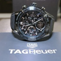タグ・ホイヤー (TAG Heuer) Carrera Calibre HEUER 02T - Tourbillon -